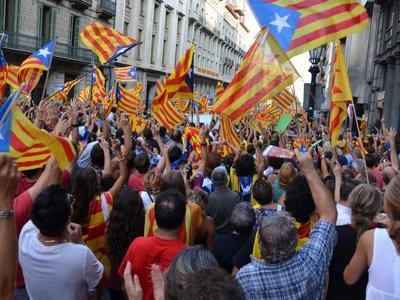 Así ha afectado el clímax del procés al turismo en Cataluña