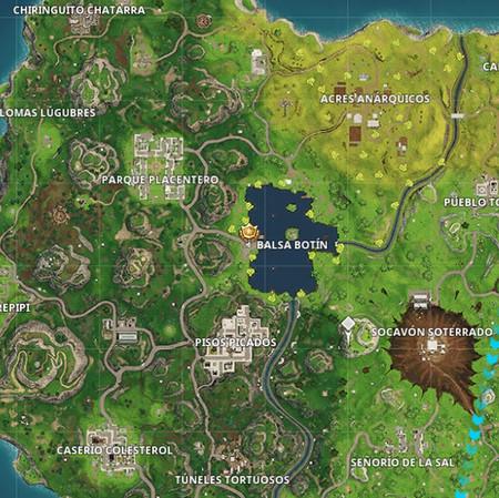 Guia Fortnite Battle Royale Baila Con Mas Gente Para Subir La Bola