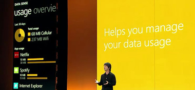 Data Sense, para controlar el consumo de datos de nuestros Windows Phone