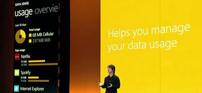 Data Sense, para controlar el consumo de datos de nuestros Windows Phone