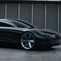 El Hyundai Prophecy Concept EV es un coupé eléctrico con joysticks por volante y que limpia el aire de la atmósfera