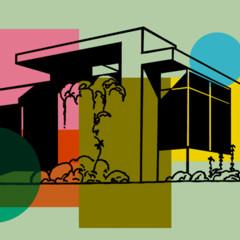 Foto 7 de 7 de la galería los-anos-50-en-lustraciones-de-oren-sherman en Decoesfera