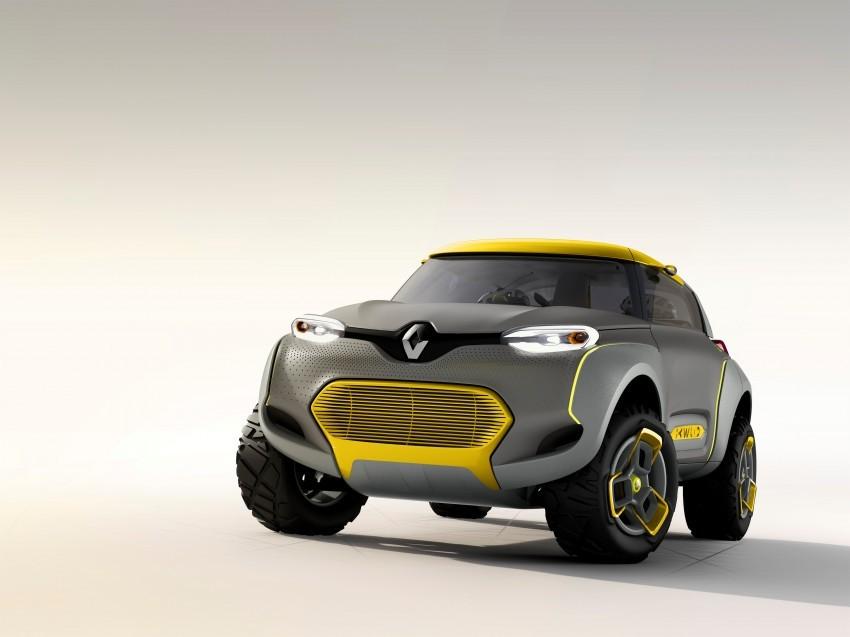 Foto de Renault KWID (2/11)