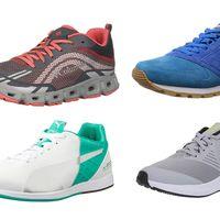 Chollos en tallas sueltas de zapatillas Puma, Brooks, Nike o Columbia desde 30 euros en Amazon