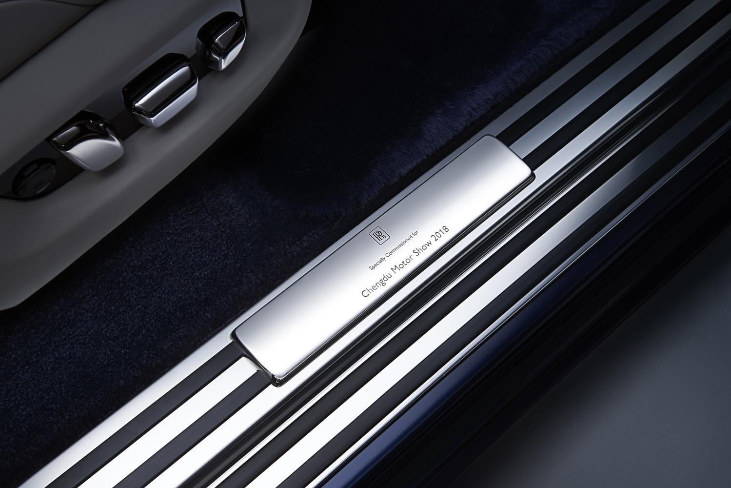 Foto de Rolls-Royce Phantom Privacy Suite (30/42)
