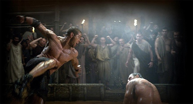 Imagen de 'Hércules: El origen de la leyenda'