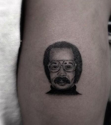 Dr Woo Tattoo 2