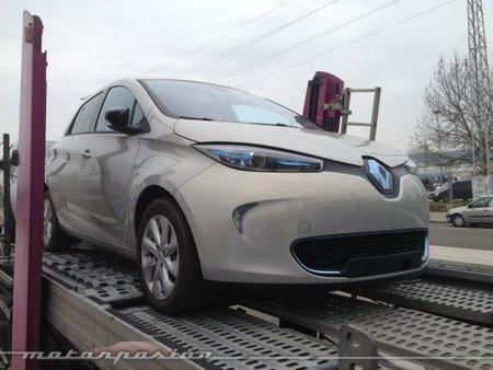 Llegan a España los primeros Renault ZOE