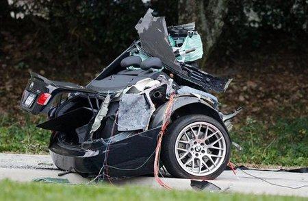 Dolorpasion™: BMW M3 dividido entre dos, mal resultado para la cuenta