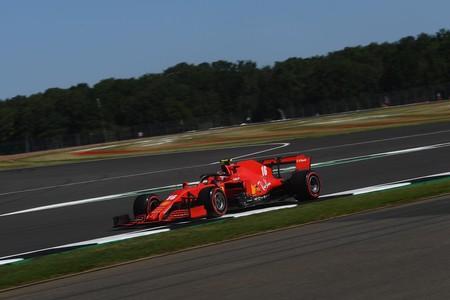 Leclerc 70 Aniversario F1 2020