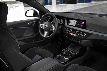 BMW Serie 1 2019 interior