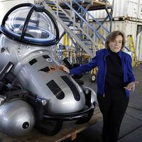 La bióloga marina Sylvia A. Earle visita Asturias para recoger el Premio Princesa de la Concordia 2018 por su labor de concienciación de los océanos
