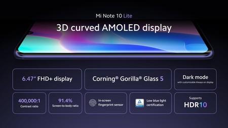 Xiaomi Mi Note 10 Lite 2