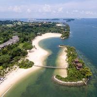 Sentosa, la isla en la que antes de Trump y Kim Jong-Un se reunían los piratas