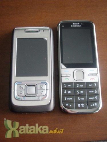 Nokia C5, análisis a fondo (I)