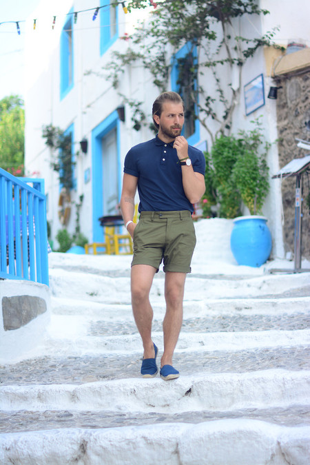 El Mejor Street Style De La Semana Shorts Alpargatas 2019 05