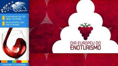 Hoy se celebra el Día Europeo del Enoturismo