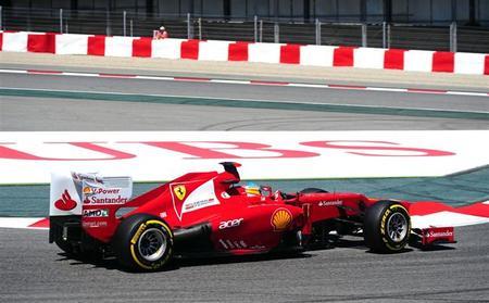 Fernando Alonso GP España
