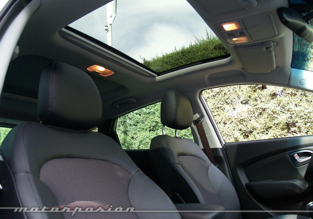 Foto de Hyundai ix35  (miniprueba en Madrid) (21/23)
