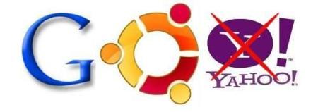 Google volverá a ser el motor de búsqueda por defecto de Ubuntu
