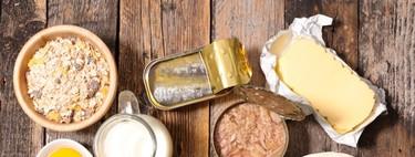 Top 9 de alimentos ricos en Vitamina D