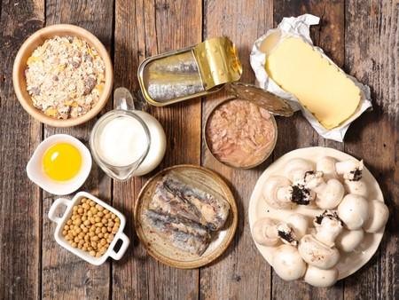 vitamina d alimentos donde se encuentra