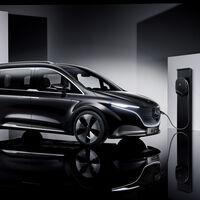 Mercedes-Benz EQT Concept, una nueva apuesta eléctrica para los vehículos de pasajeros