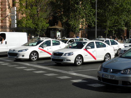 Taxis de Madrid