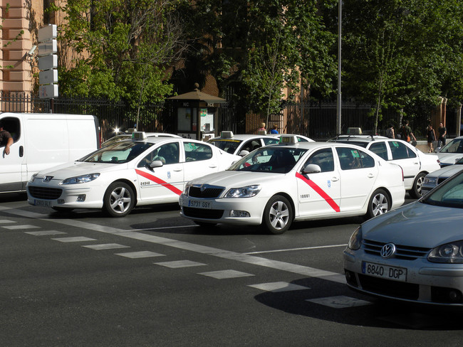 Taxis of Madrid