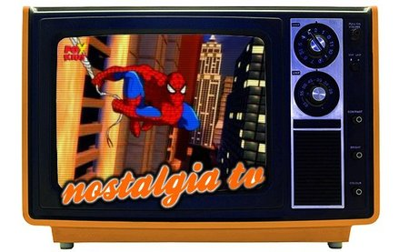 'Spiderman: La serie animada', Nostalgia TV