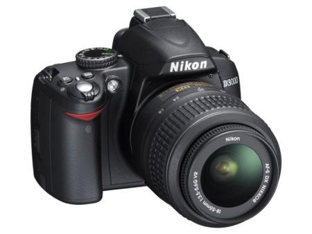 Nikon D3000 es la nueva réflex para adentrarnos en este mundillo