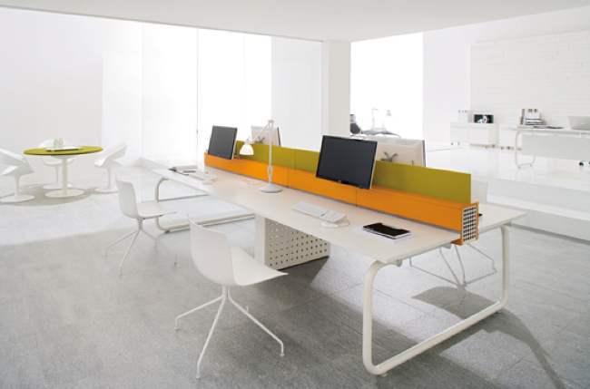 Foto de Coleccion Shi de escritorios para oficinas (5/6)