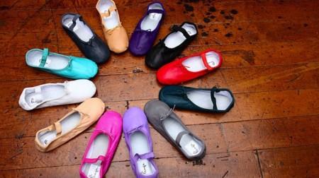 colores bailarinas ballet