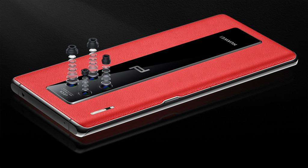 Huawei Mate 30 RS Porsche Design: rear leather and 12 GB of RAM for a 5G luxury that exceeds 2,000 euros