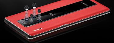Huawei Mate 30 RS Porsche Design: trasera de cuero y 12 GB de RAM para un 5G de lujo que supera los 2.000 euros