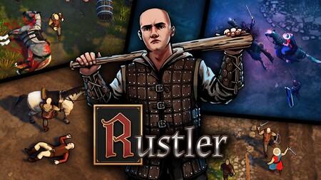 El humor descacharrante y el gamberrismo puro de Rustler llegará a todas las plataformas en agosto