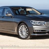 Al volante del nuevo BMW Serie 7: jaque mate en lujo y tecnología