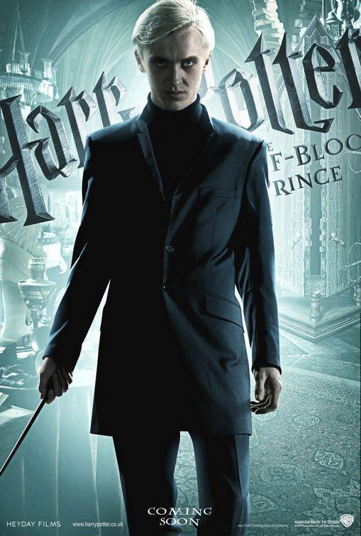 Foto de 'Harry Potter y el misterio del príncipe', nuevos carteles de los protagonistas (6/6)