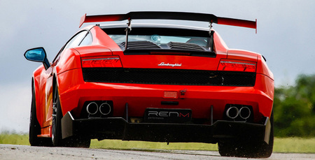 Gallardo STS-700 por RENM Performance