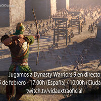 Streaming de Dynasty Warriors 9 a las 17:00h (las 10:00h en CDMX)