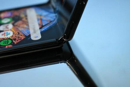 Samsung Galaxy Z Flip Analisis Mexico Bisagra