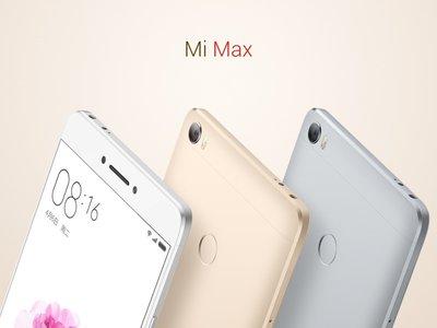 Xiaomi sigue apostando por los smartphones poderosos, el Mi Max 2 llegaría con 6 GB de RAM