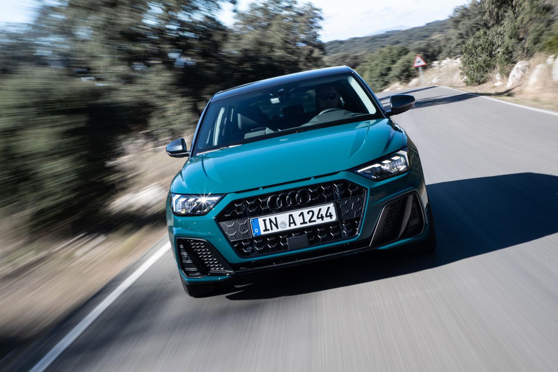 Foto de Audi A1 2018, toma de contacto (111/172)