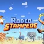 Rodeo Stampede llega a Android, el nuevo y adictivo juego del distribuidor de Crossy Road