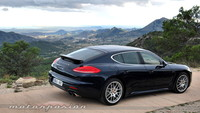 Porsche Panamera 2014, presentación y prueba en Alicante