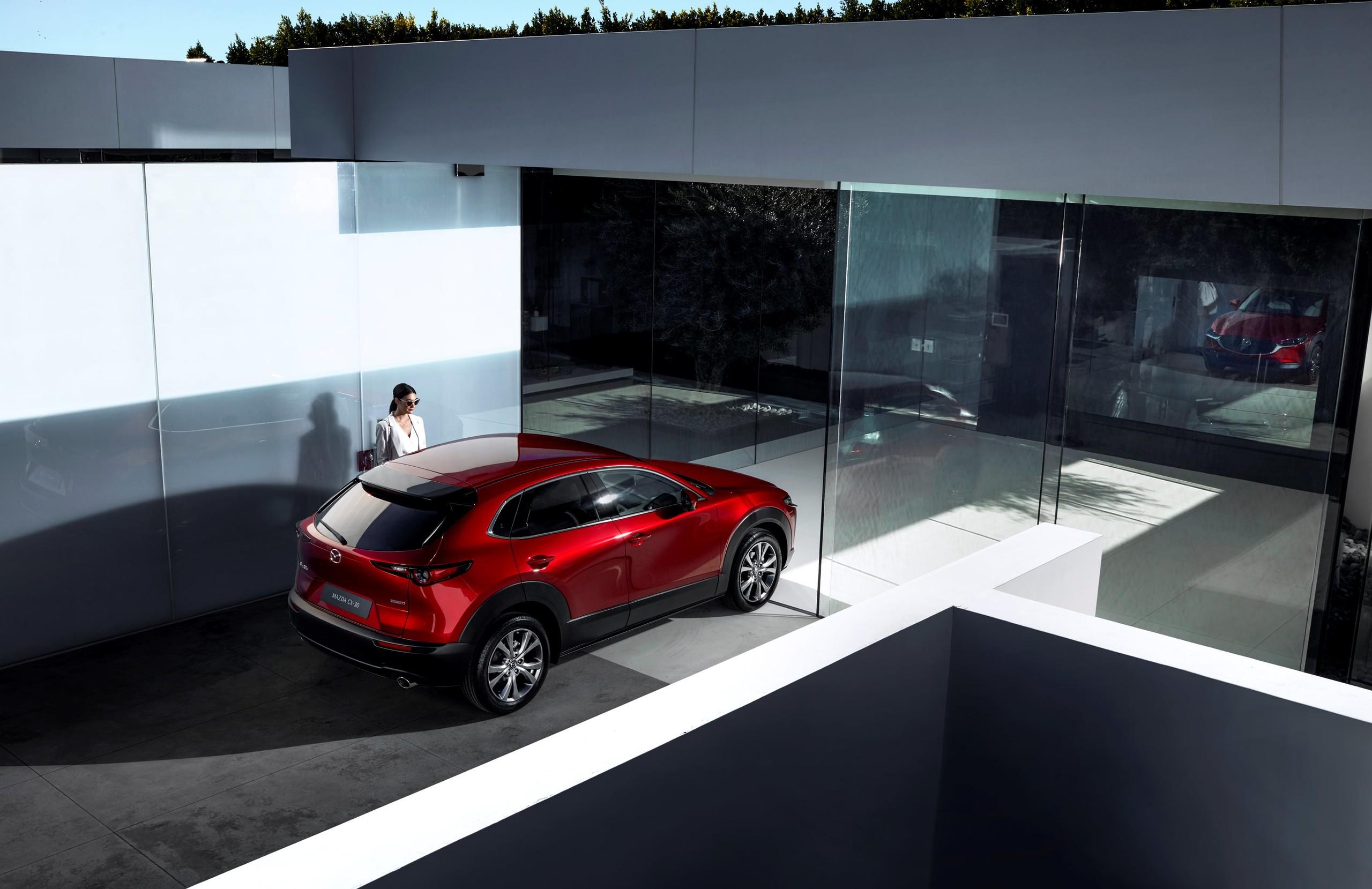 Foto de Mazda CX-30 2019 (3/18)