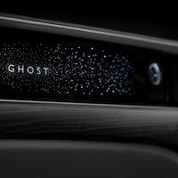Estrellas por doquier y una nueva suspensión: el nuevo Rolls-Royce Ghost será todo lujo