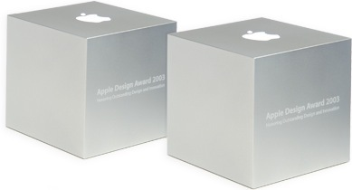 Apple ya acepta candidatos a los Apple Design Awards 2009
