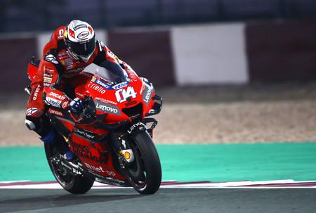 Dovizioso Ducati Losail Motogp 2020