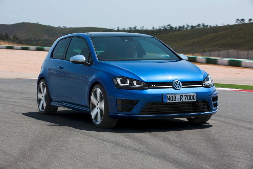 Foto de Nuevo Volkswagen Golf R (13/25)